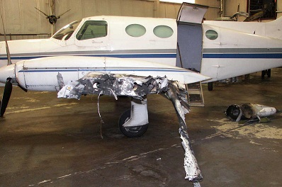 Madison Airplane Accident