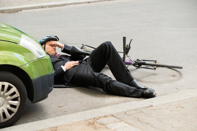 Hit By Car on Bike Madison Personal Injury Lawyers