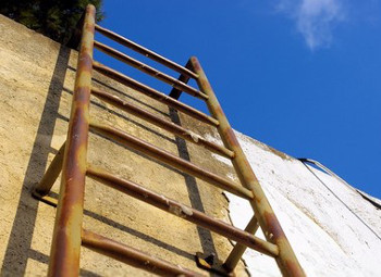 Injured by Defective or Broken Ladder Madison