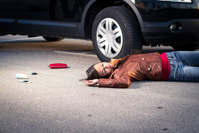 Madison Personal Injury Attorneys If You're a Pedestrian Hit by a Car