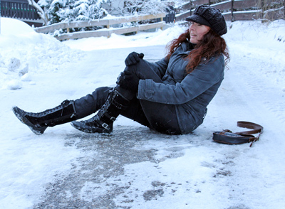 Madison Slip and Fall on Sidewalk Personal Injury Attorney