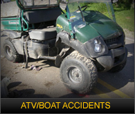 ATV/Boat Accidents